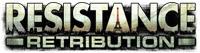 'Resistance: Retribution' game logo