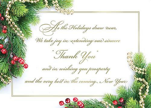 Sample Christmas Greetings For Teachers - Sinter G