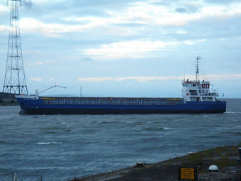 Сухогруз MV Dover. Фото с сайта gcaptain.com