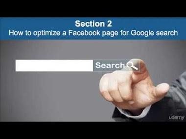 3 Use these steps to optimize your Facebook page for Google search