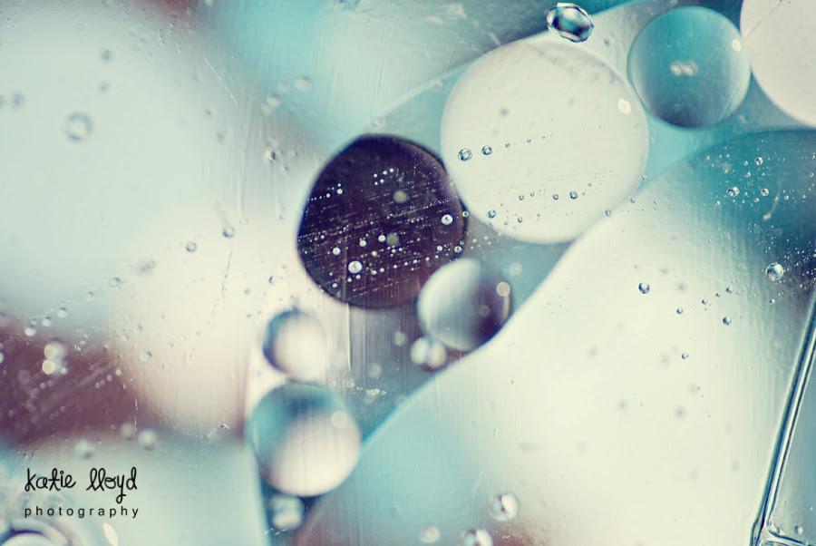 Blue-Bubbles