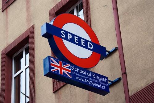 Speed by The Londoneer