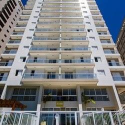 Condomínio Solaris, no Guarujá, prédio onde Lula teve apartamento, está sob investigação (Foto: Reprodução / OAS)