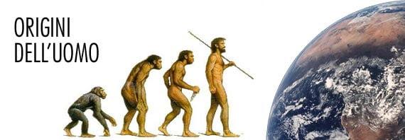 Risultati immagini per origini dell'uomo