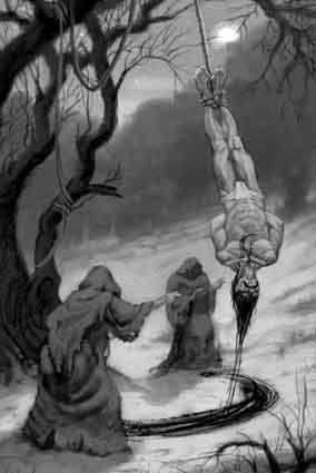 Cursed Scrolls - Dunkel Hexenkunst