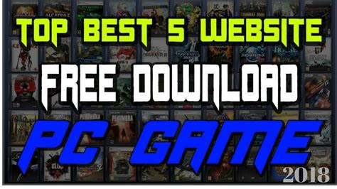 top  websites    pc games full version
