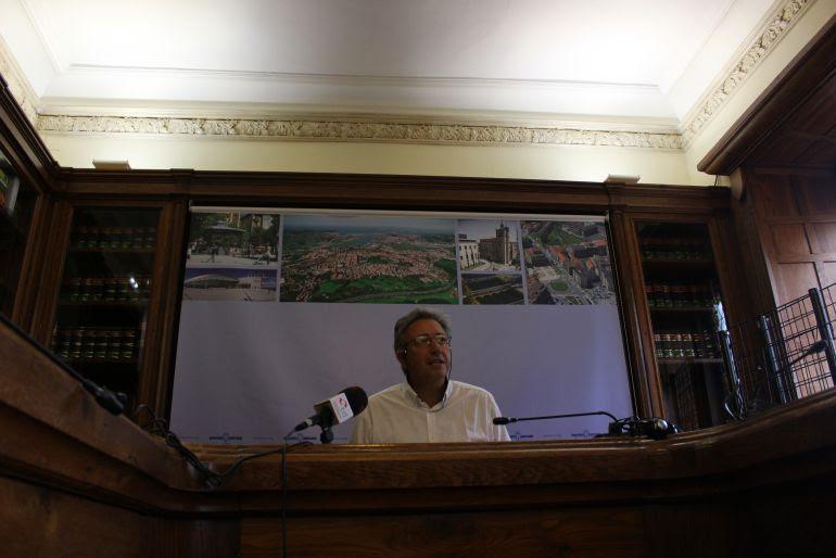 El delgado de Participación Ciudadana, Pedro Alegre, ha dado detalles de la nueva edición de Presupuestos Participativos.