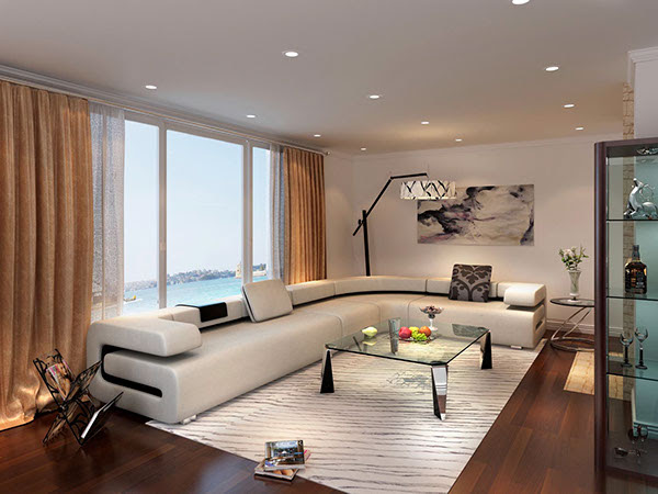Bungalow - home interior design by LIMITLESS on Behance