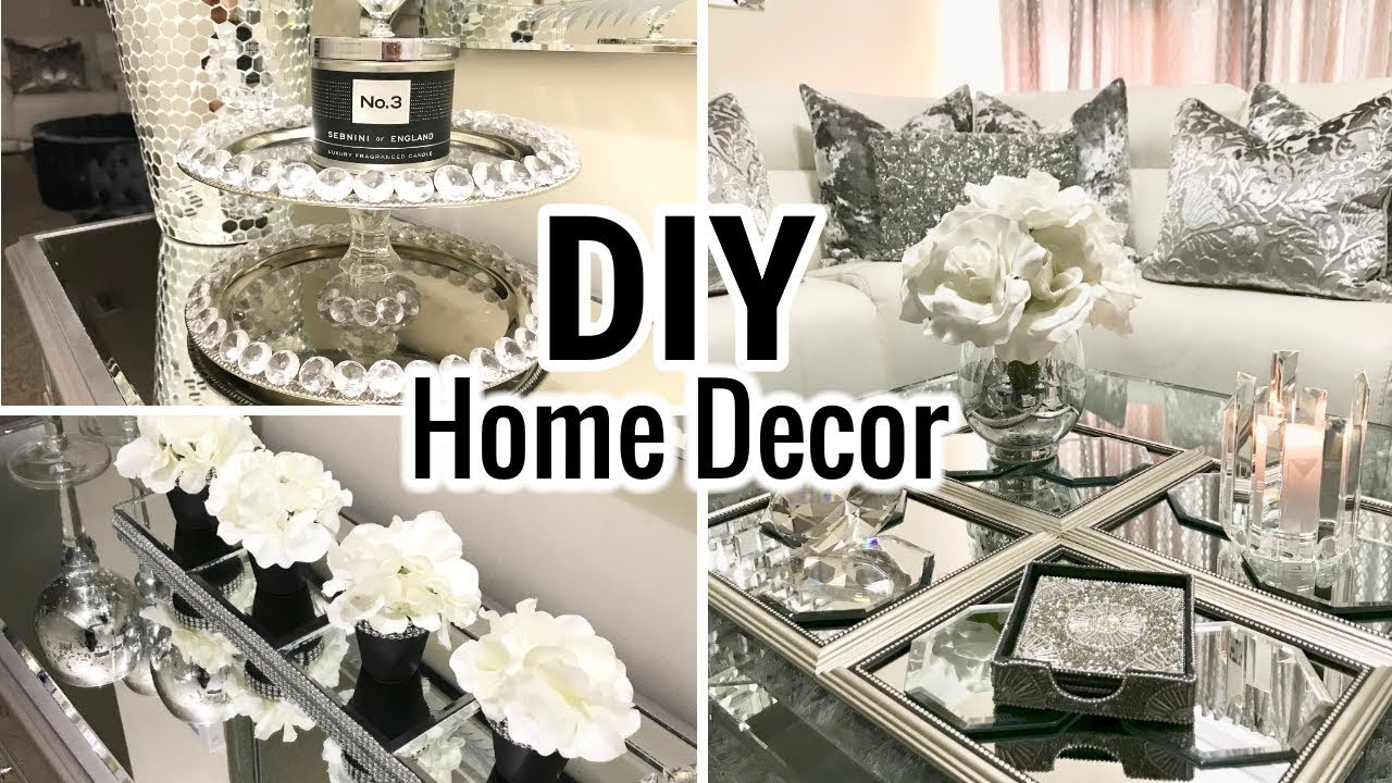 DIY Home Decor Ideas 15  Dollar Tree DIY Mirror Decor - Best