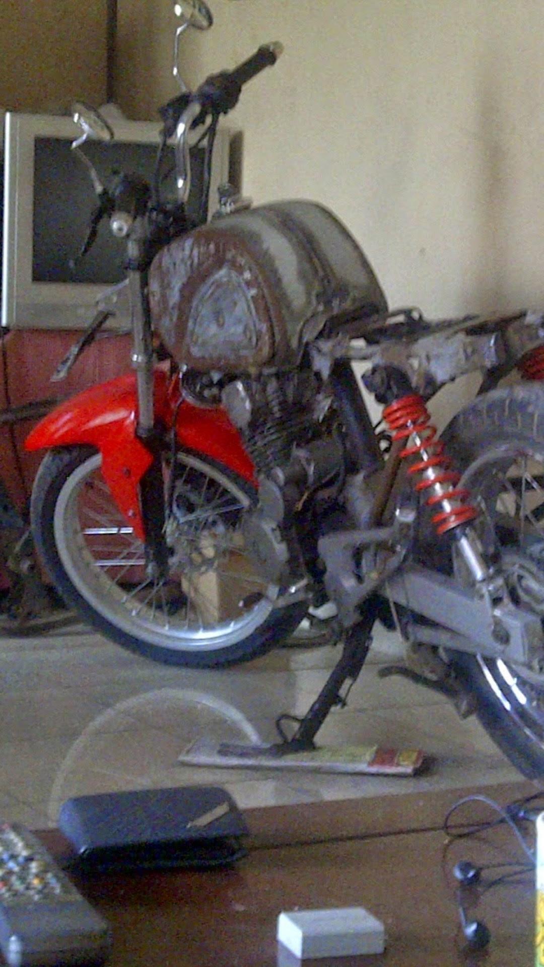 Modifikasi Motor Honda Cb Dream Kumpulan Modifikasi Motor Scoopy