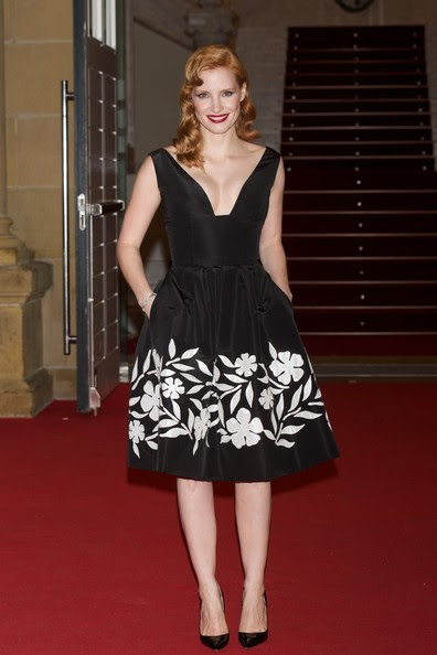 Jessica Chastain - 'The Disapearance of Eleanor Rigby' Premiere