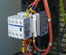 Contactor - Wikipedia, the free encyclopedia