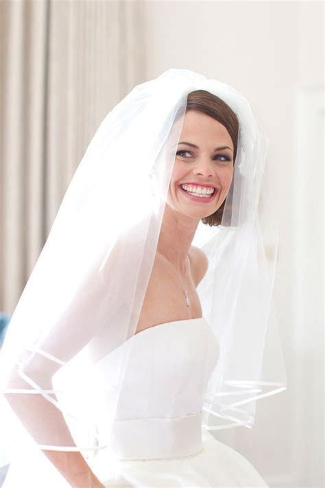 How to Choose Your Wedding Veil Length   Arabia Weddings