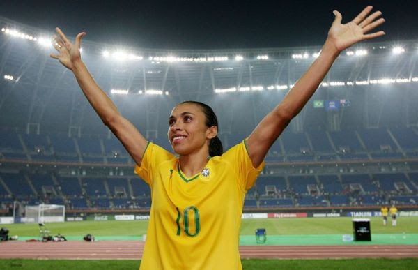 Audiência do futebol feminino bate recorde e supera a do masculino na Olimpíada