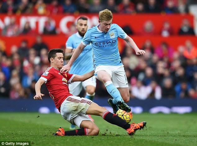 Manchester City vs Manchester United: Team news, kick-off ...