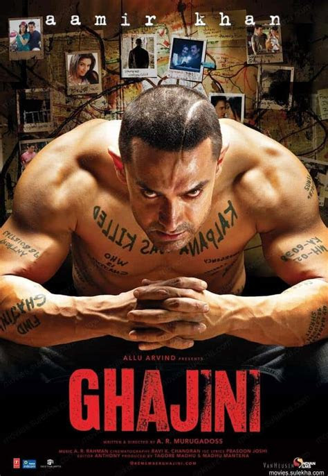 ghajini lifetime box office collection budget reviews