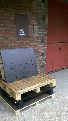 smoker bench to tear up at 1400 by bridgetDginley