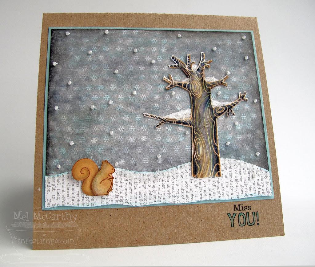MFT Sheltering Tree mel stampz