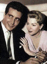 Lana e Johnny Stompanato.