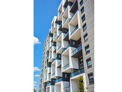 High Rise For Rent In 460 Belmont Avenue West