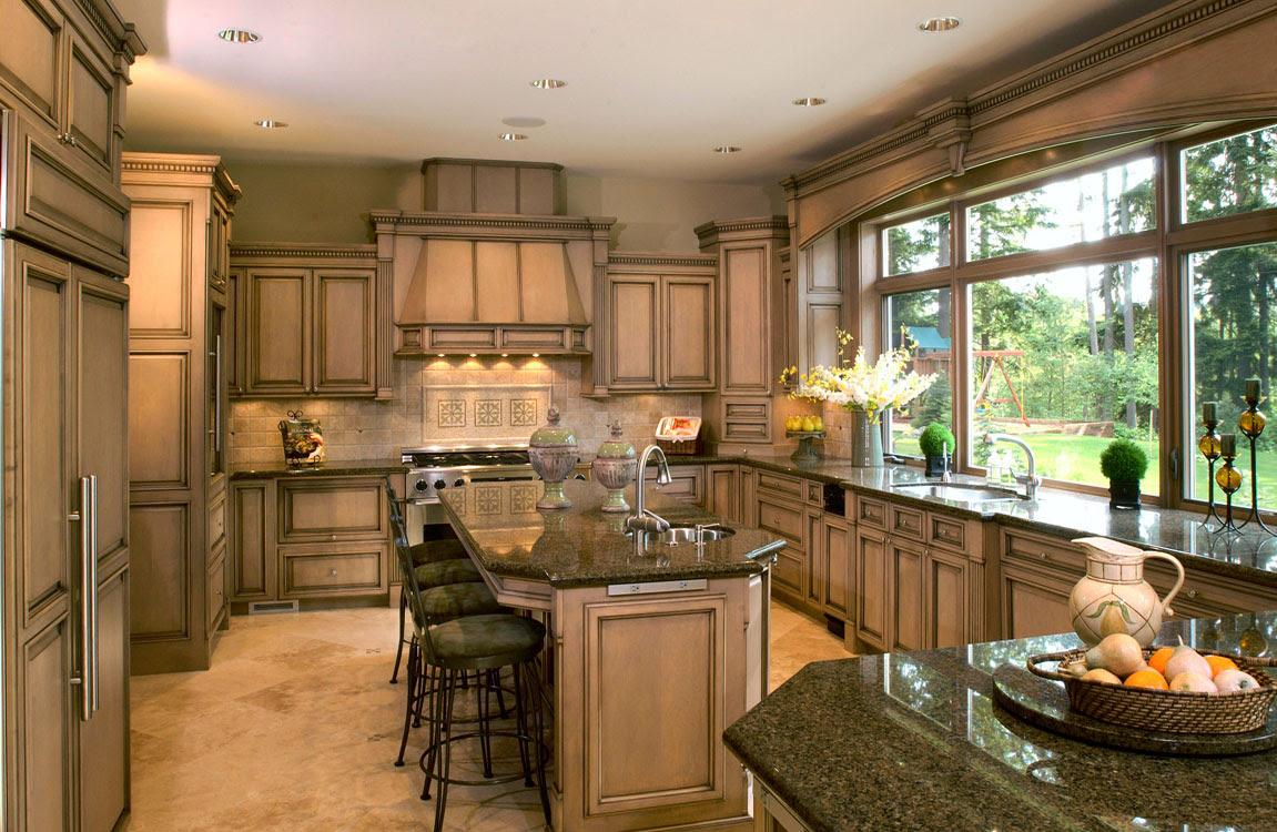 Traditional Kitchens 19 Decoration Idea EnhancedHomes org