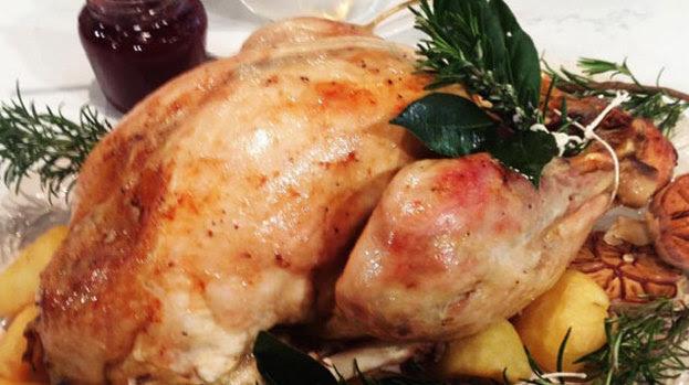 Phil Vickery's perfect roast turkey recipe | This Morning