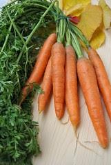 Carrot buns
