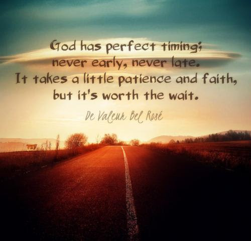 God Is Never Late Is Untrue Justcorjustcor