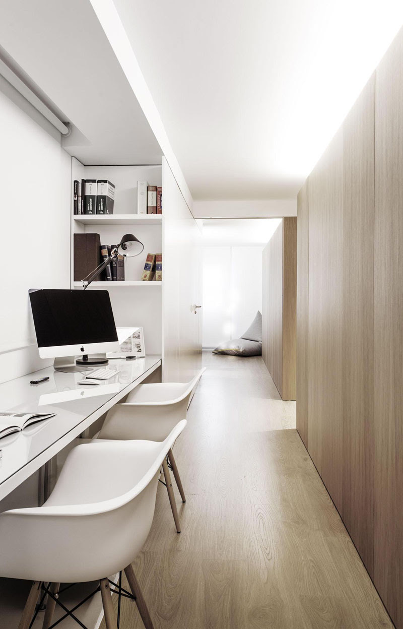 15 Home Offices Designed For Two People | CONTEMPORIST