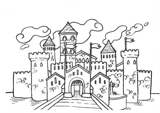 Coloriage Chateau De Chambord.Nouveau 2019 Coloriage A Imprimer Chateau Coloriage A Imprimer