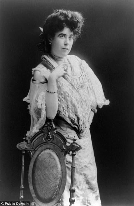 Molly Brown (pictured) became immortalized after the Titanic for her insistence that her lifeboat return to look for survivors. She was unsuccessful, but history has looked kindly on her for her efforts