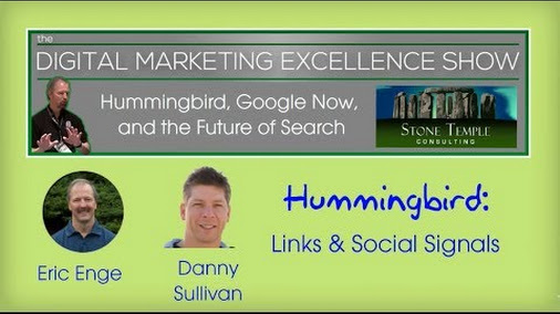 Key Hummingbird Feature - Enabling Use of Social Signals