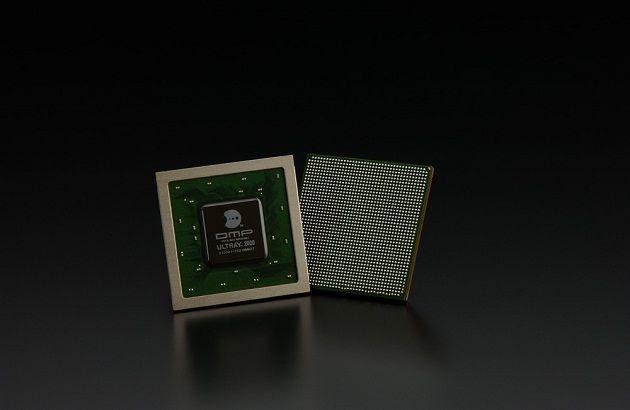 DMP ha creado la GPU más pequeña del mundo