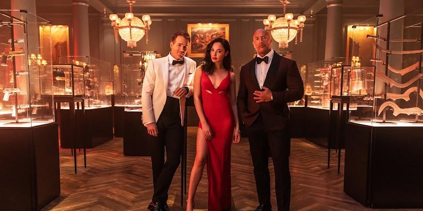 Red Notice (2021) Movie English Full Movie Watch Online