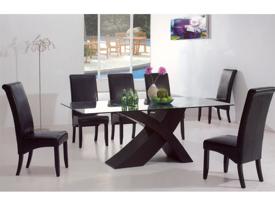 Comfortable Dining Table And Chairs Dreamehome
