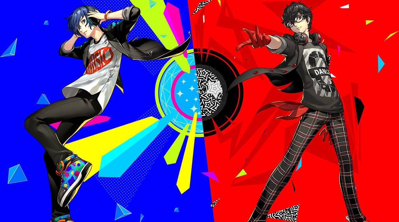 Persona 3 Dancing Moon Night And Persona 5 Dancing Star Night