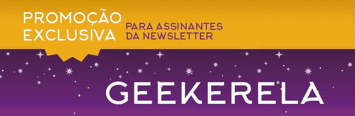 Promoção Quiz Geekerela