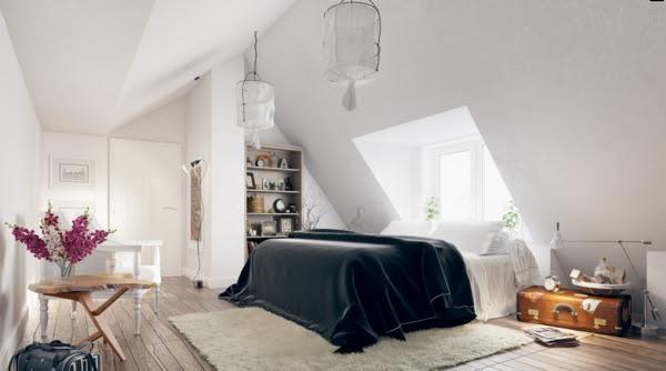 Schlafzimmer einrichten - inspirierende moderne ...
