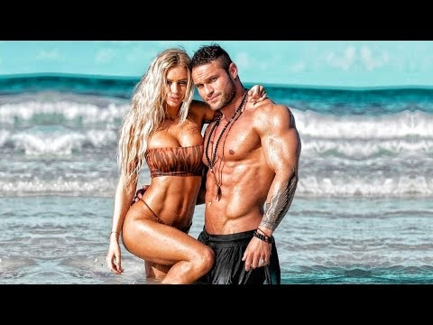 TOGETHER ❤️ WORKOUT FITNESS MOTIVATION - HOT COUPLES WORKOUT