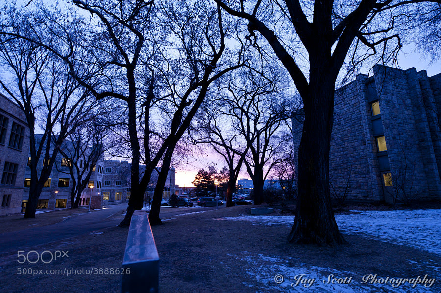 Solstace Sunrise ar the University of Saskatchewan - 3 by Jay Scott (jayscottphotography) on 500px.com