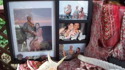 The love altar I