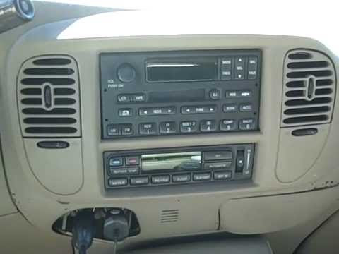 ford expedition radio wiring  wiring diagram
