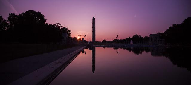 El Obelisco de Washington DC