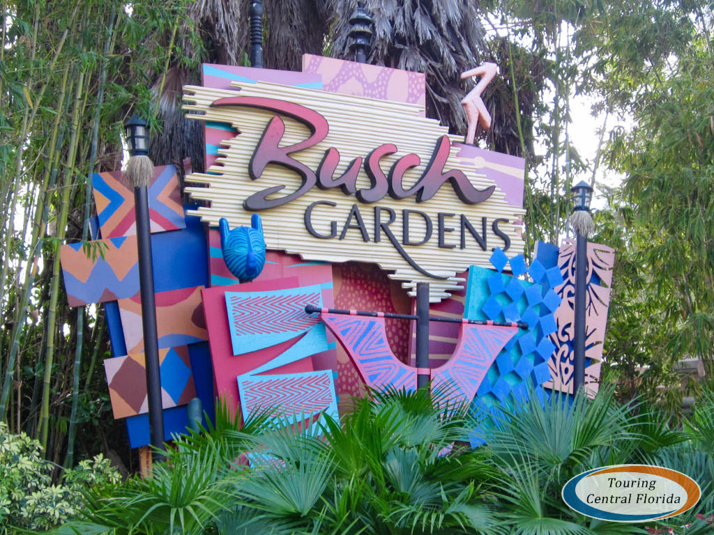 New Signage Coming To Busch Gardens Tampa Touring Central Florida