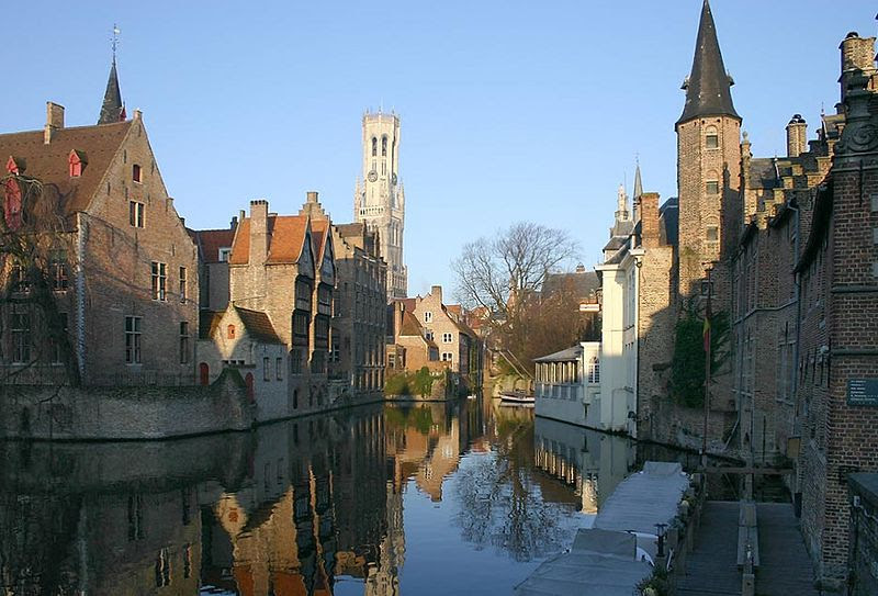 Most Romantic Destinations For Your Honeymoon: Bruges