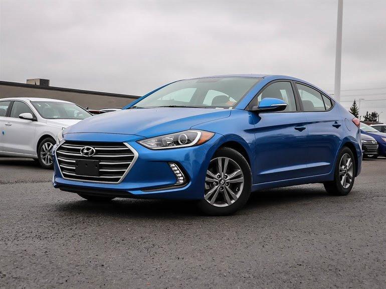 Used 2018 Hyundai Elantra GL for Sale - $16595.0 ...