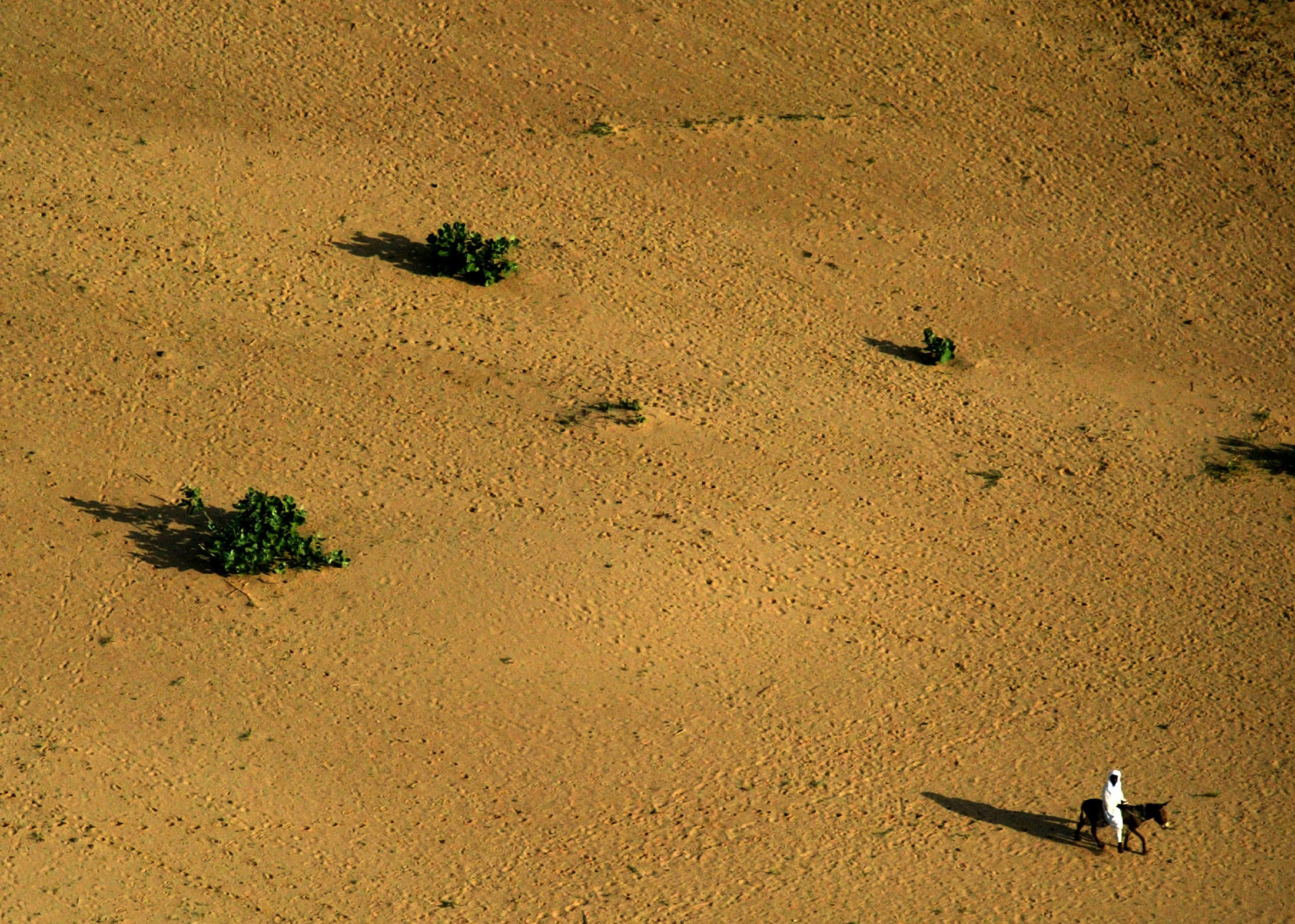 Chad, africa desert