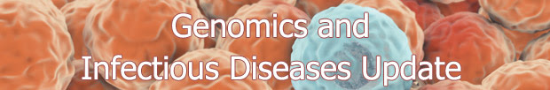 Infectious Diseases with cells in the background