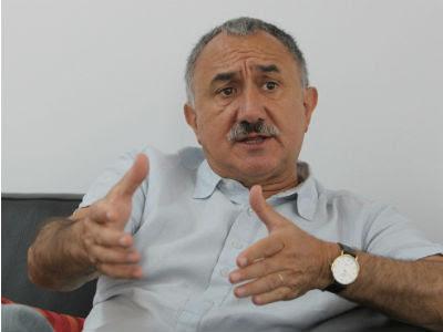 El secretario general de la UGT de Cataluña, Josep Maria Álvarez. EFE/Toni Garriga
