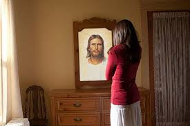 mirror jesus